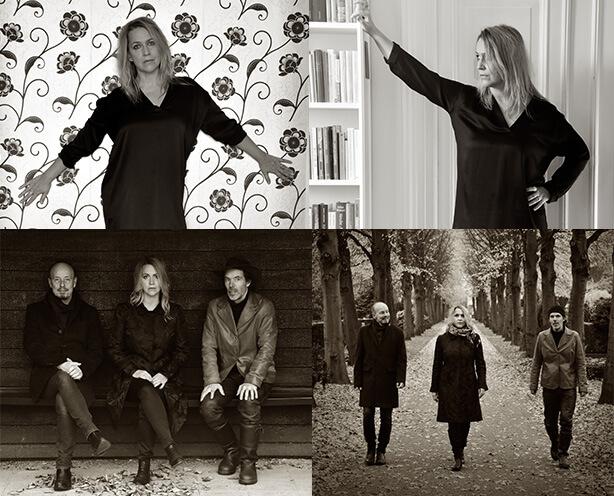 Laura Illeborg, Knud Møller og Niels Dahl. Foto: Gorm Valentin